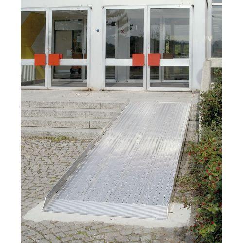 rampe d 39 acc s extralarge aluminium. Black Bedroom Furniture Sets. Home Design Ideas