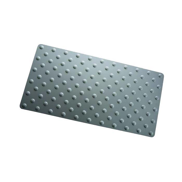 Dalle Podotactile TOLPLOT en Aluminium Anodisé - 800 x 420 mm -Int