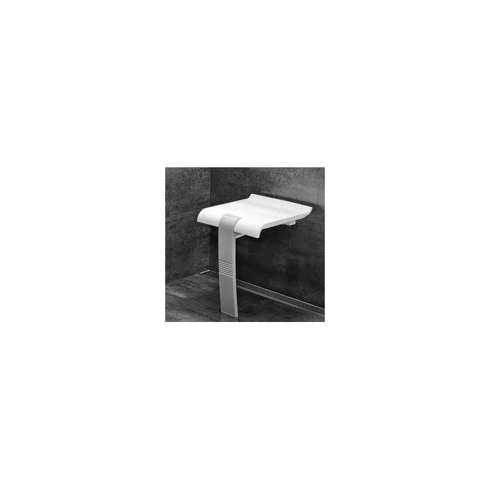 si ge de douche design rabattable pour pmr la fois conomique et design. Black Bedroom Furniture Sets. Home Design Ideas