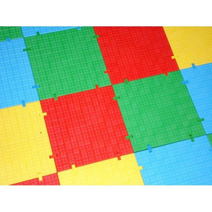 Garochut dalles de sol de securite existe en 12 couleurs - Dalles autocollantes sol ...