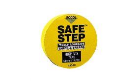 RUBAN SAFE STEP JAUNE FLUO 18,25m