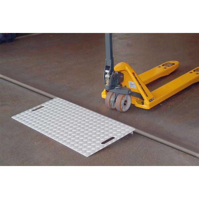 Rampe de seuil sur mesure pour adapter votre rampe la for Seuil de porte sur mesure