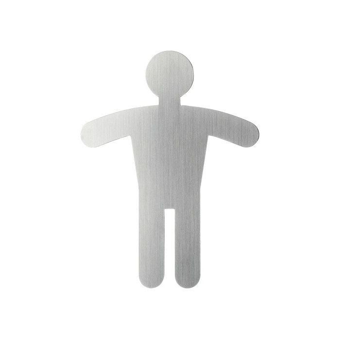 Pictogramme symbole WC Homme