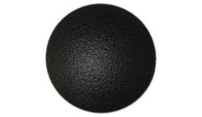 Plot Podotactile Lisse en Aluminium Noir