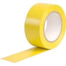 Adhésif de marquage au sol jaune