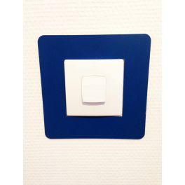 Adhésif carré de repérage des interrupteurs