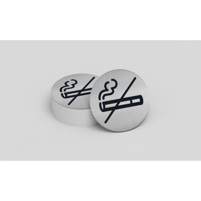 """Pictogramme de porte """"Zone non fumeur"""""""