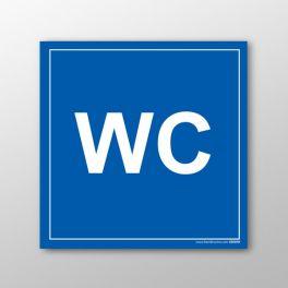 Panneau Signalisation - WC