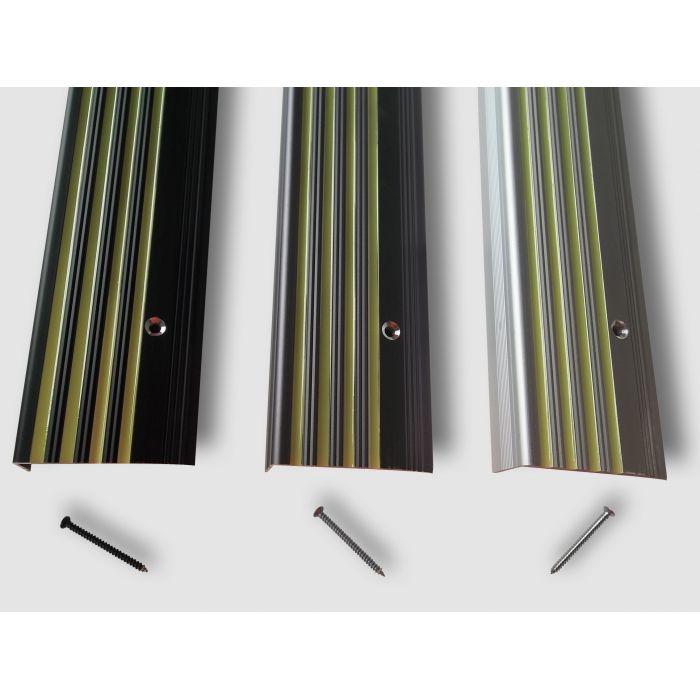 nez de marche photoluminescent et antid rapant 3 couleurs disponibles. Black Bedroom Furniture Sets. Home Design Ideas