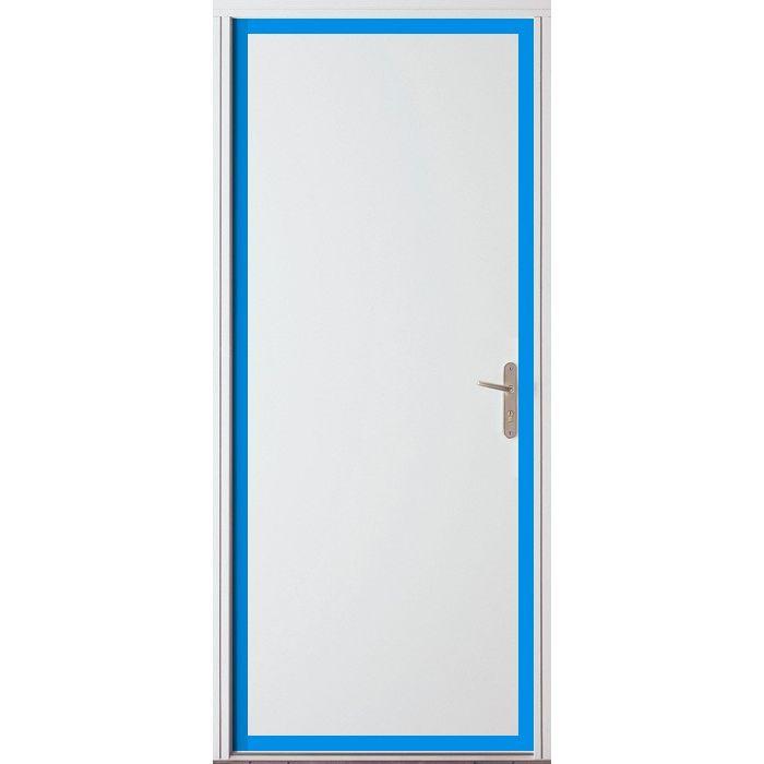 Ruban adhésif pour repérage de portes CONTOUR bleu