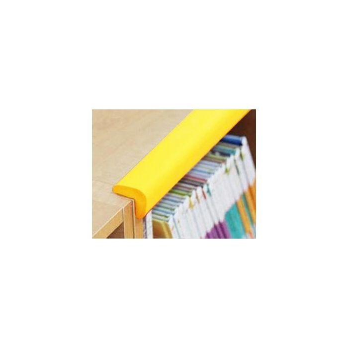 Cornière de protection AMORTI jaune