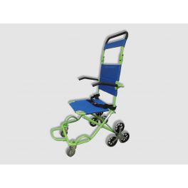 Chaise d'évacuation 3 roues