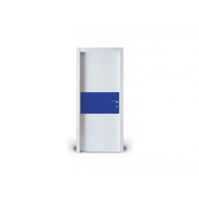 Repérage de portes adhésif LINA bleu