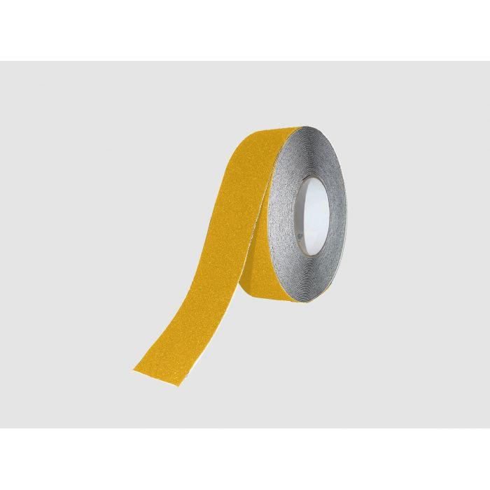 Ruban adhésif anti-dérapant COLOR jaune