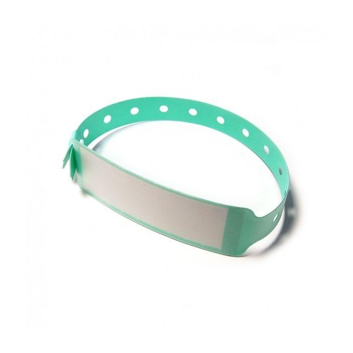 Bracelets médicaux avec étiquette