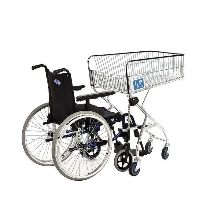 Chariot de courses - Handicaddie