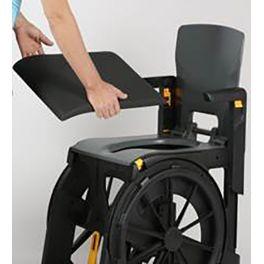 Assise de siège pour fauteuil d'aisance