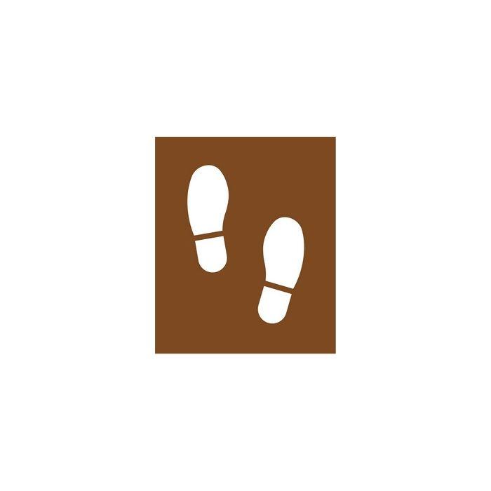 pochoir handicap pochoir en bois contreplaqu arc de cercle pour terrain de basket with pochoir. Black Bedroom Furniture Sets. Home Design Ideas