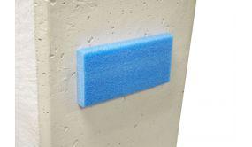 profil s plats de protection plats de protection bleu adh sifs. Black Bedroom Furniture Sets. Home Design Ideas