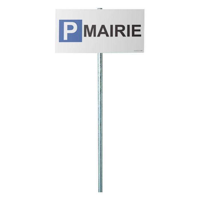 Kit panneau de parking - P MAIRIE