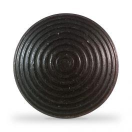 Lot de 150 clous podotactiles en acier zingué noir à sceller - HANDINOIR