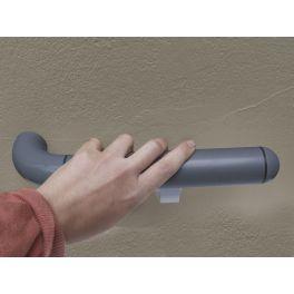 Main courante intérieure sur mesure - coloris granite