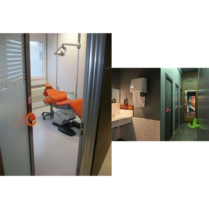 poign e de porte ergo color r pondant la loi handicap. Black Bedroom Furniture Sets. Home Design Ideas