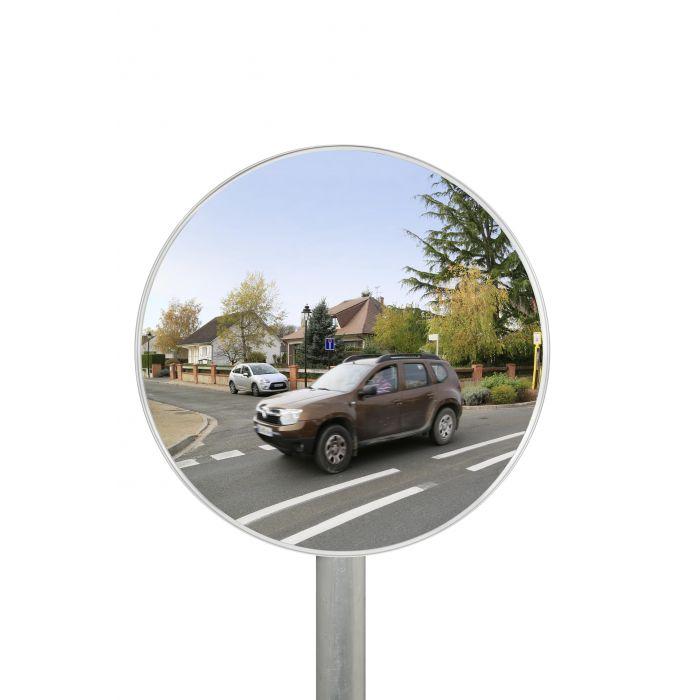Miroir multi-usages intérieur / extérieur - Ø 600 mm