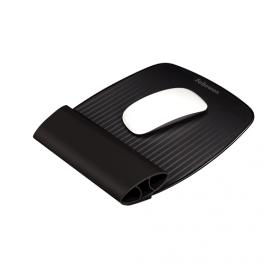 Tapis de souris avec repose-poignet - Eco Silicone