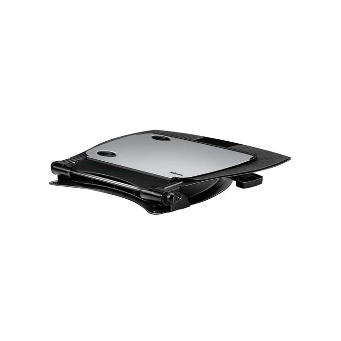 support gamme plus pour ordinateur portable ajustable sur plusieurs hauteurs. Black Bedroom Furniture Sets. Home Design Ideas