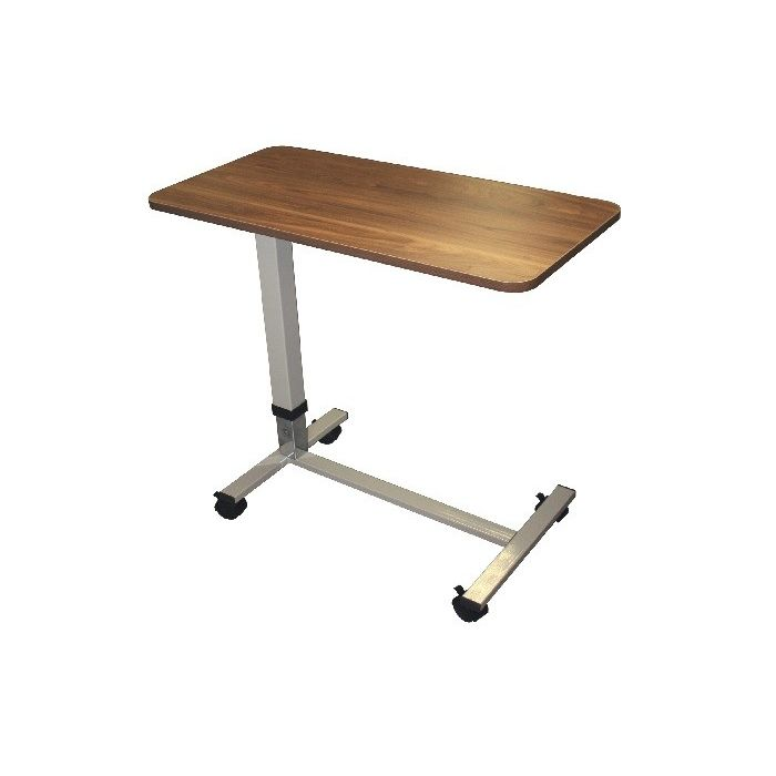 Table Réglable à Roulette Eco Aide Pour Déplacer Son Plateau Pour Pmr