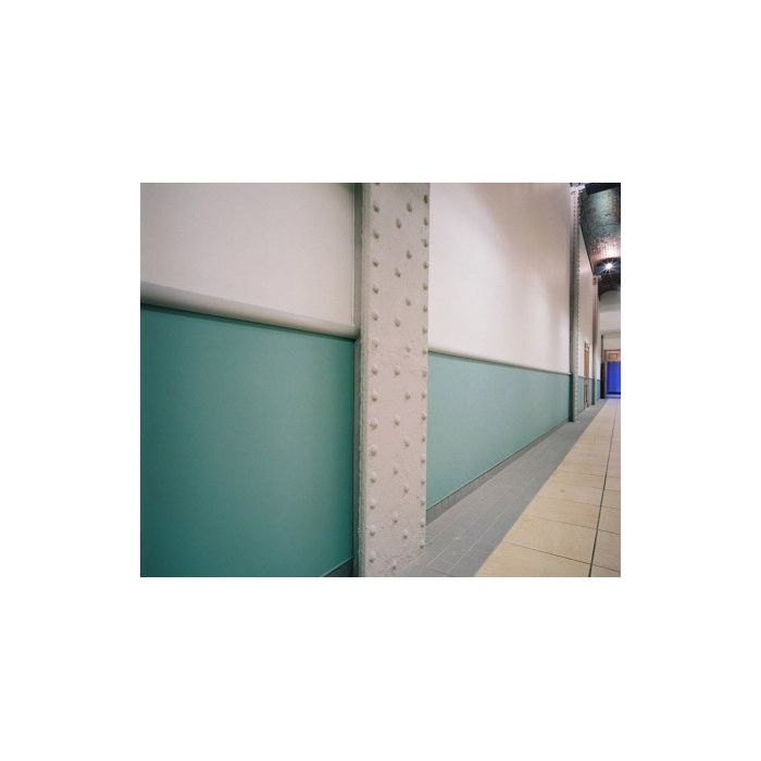 Panneau protection decoration porte et mur d co color grainee for Protection angle mur