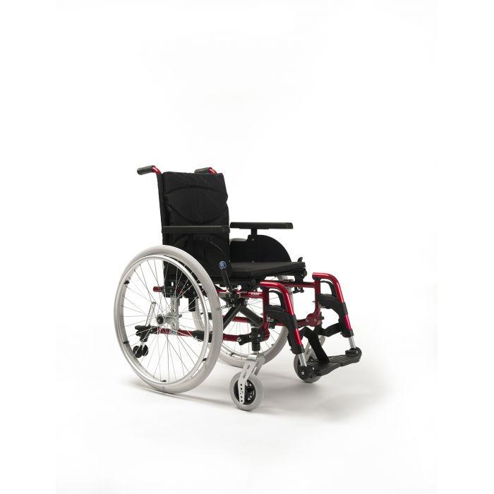fauteuil roulant pliable eco pour un d ploiement et un. Black Bedroom Furniture Sets. Home Design Ideas