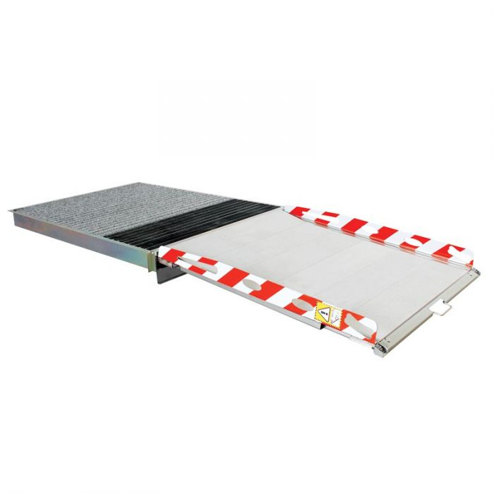 URBAccede 900 - Rampe Intégrée Rétractable