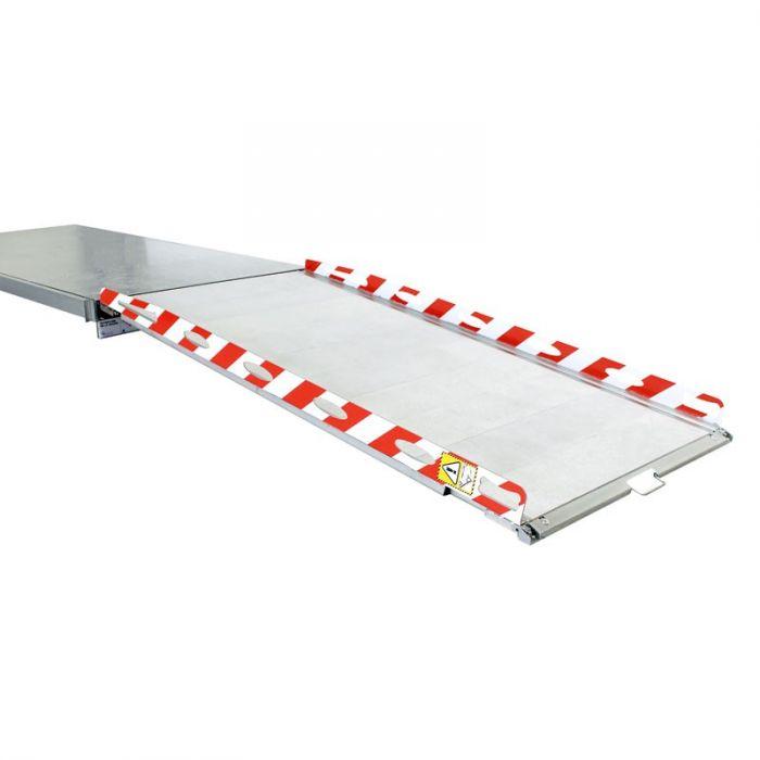 URBAccede 1500 - Rampe Intégrée Rétractable