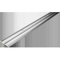 Profil plat DOUBLE INSERT - 45 mm
