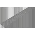 Insert de sécurité antidérapant diamant avec dos adhésif pour profil nu