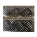 Nez de marches antidérapants en aluminium larmé VISILARM - par 5