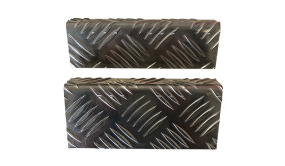 Plaque antidérapante SAFE STEP noire x 50