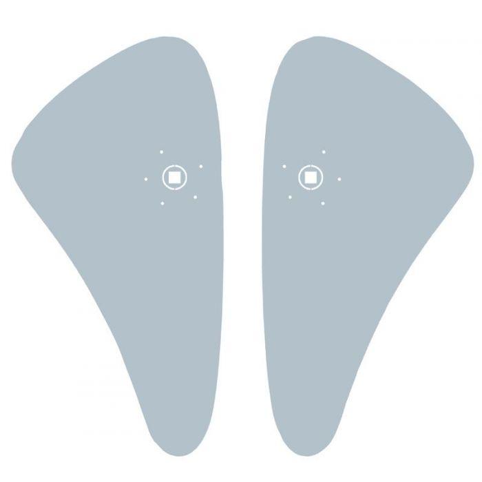 Plaques de propreté pour poignée Ergo color