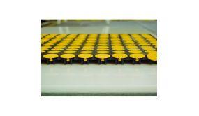 Tapis antifatigue connectable 710x790 mm - M90 - connectable sur 1 ou 2 côtés