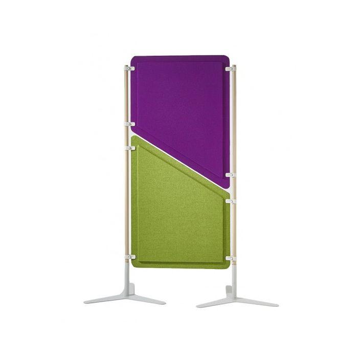 cloison acoustique sur pied gary feet dimensions et coloris vari s. Black Bedroom Furniture Sets. Home Design Ideas