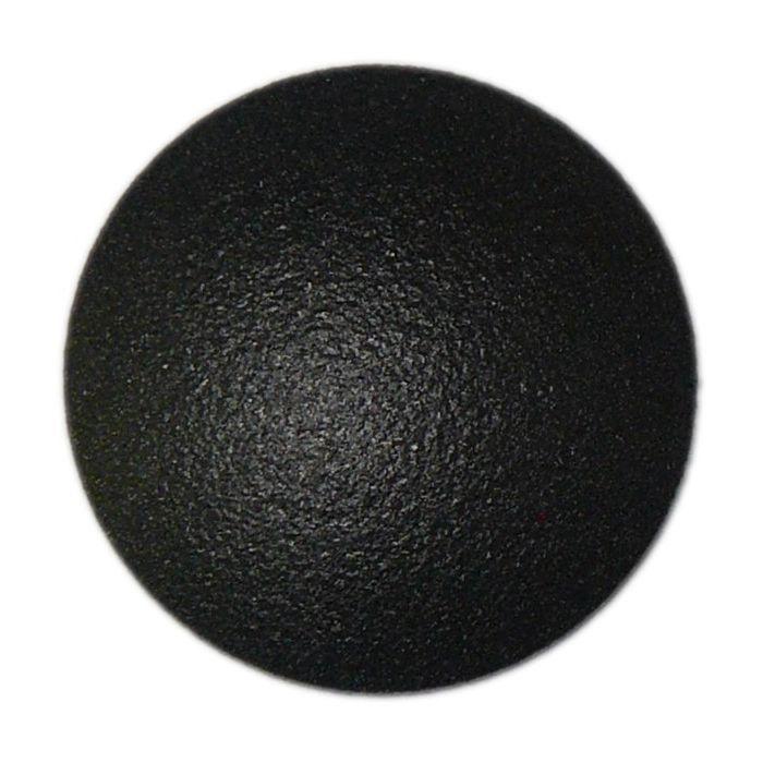 Lot de 150 plots podotactiles avec adhésif épais - Aluminium noir
