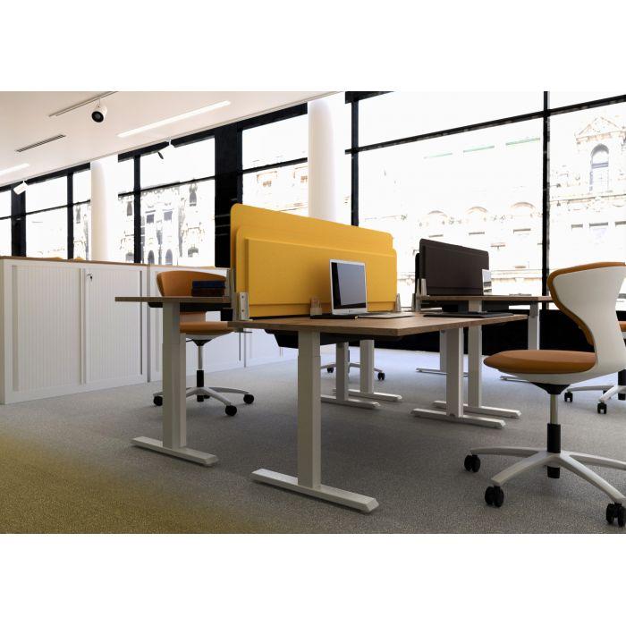 cloison acoustique à installer sur un ou deux bureaux