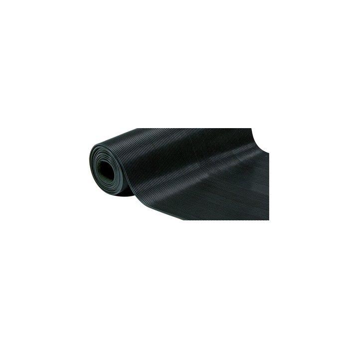 tapis anti d rapant caoutchouc fines stries 1 m ou 1 20 m. Black Bedroom Furniture Sets. Home Design Ideas