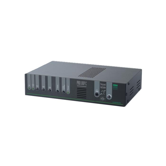 Amplificateur de boucle magnétique pour surface jusqu'à 170 m²