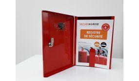 Kit armoire + Registre de sécurité incendie