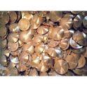 Plots podotactiles en laiton lisses ou rainurés