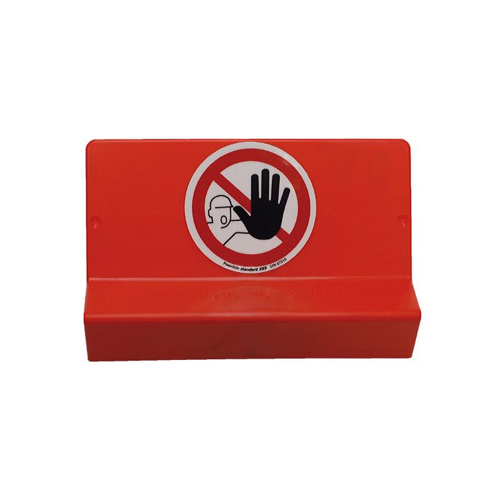 Signalisation Braille - Accès interdit