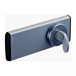 Condamnation de porte pour poignée déportée 100 mm ou 200 mm
